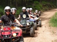 De excursion en quad en Logrono