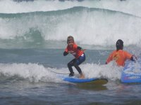 Surf lessons in the beaches of Cantabria