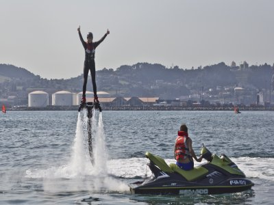 Asturias Náutica Flyboard