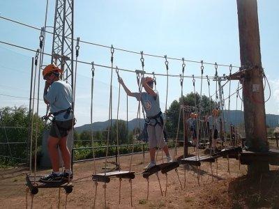 瓦伦西亚为期2周的英语夏令营