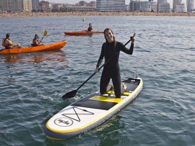 Asturias Náutica Paddle Surf