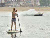 Un giro in paddle