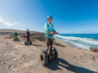 Ruta en segway en La Pared en Fuerteventura