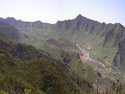 Senderismo en Los Silos y Montaña Talavera
