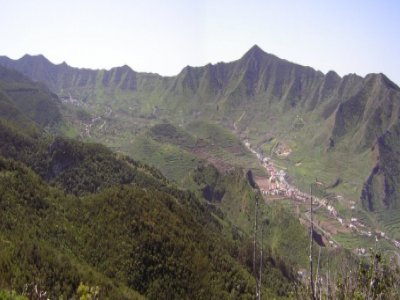 Hiking in Los Silos and Talavera mountain