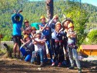Campamento multiaventura en Montanejos 7 días