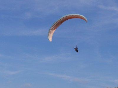 Vuelo en parapente en Gran Canaria para niños