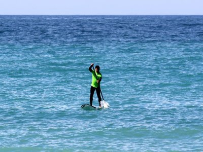 Alquila material para paddle surf La Herradura 1h