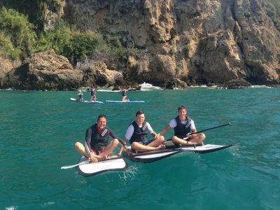 Paddle surf en La Herradura durante 2 horas