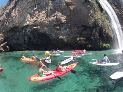 Alquiler de kayak en La Herradura de 1 hora