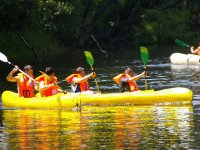 grupos de canoas