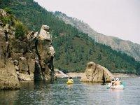 paisajes en canoas