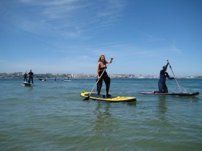 Paddle Surf Equipment Rental in Galicia