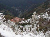 冬季里贝拉萨克拉