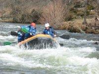 La mejor aventura en rafting