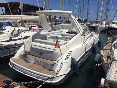 Yatch with captain Formentera 1 day