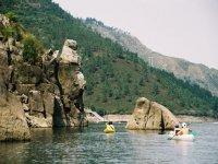 Canoe sul Sil