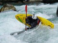 Los mejores rápidos en el kayak