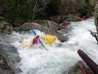 Los rapidos mas locos de Gredos en kayak