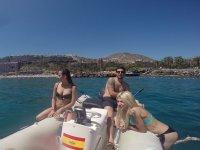Embarcacion de alquiler en Anfi del Mar