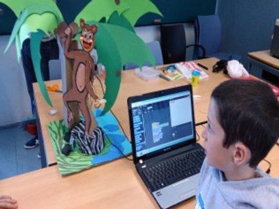 Campamento Tecnológico Kid&Tech en Guipúzkoa