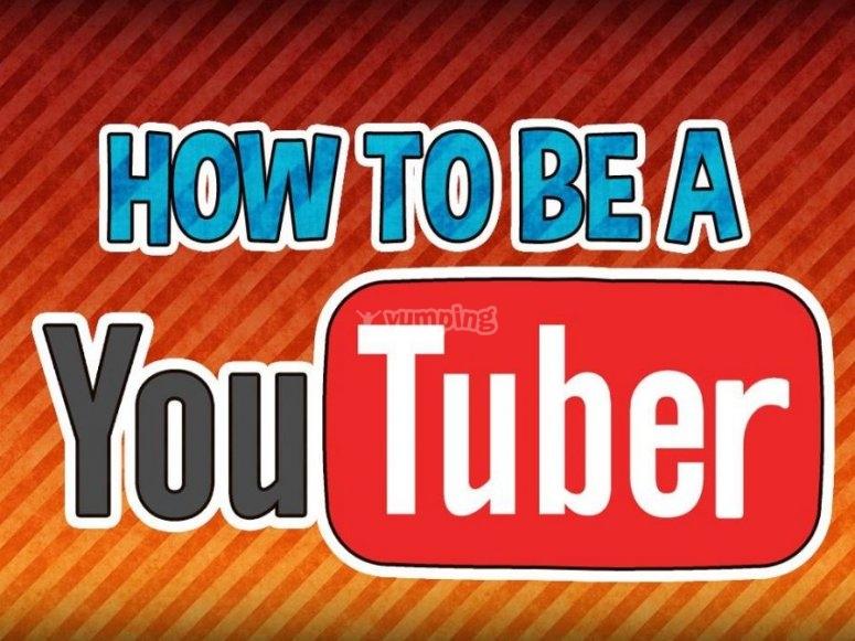 成为专业的youtuber