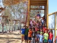 Campamento infantil de verano en Almeria