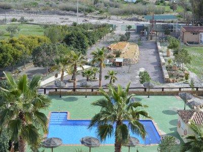 Campamento de verano Almería 1 día media jornada
