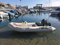 Barco para alquilar en Mogan