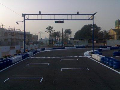Karting Valencia Street Circuit