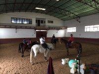 Equitacion para adultos en Salamanca