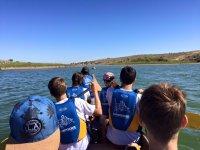 Dia de navegacion en canoa