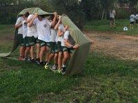 Dinamicas de grupo en el campamento