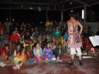 Actividades de campamentos en ingles