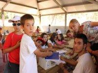 Campi per bambini in inglese