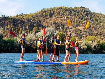 Beniemocions Paddle Surf