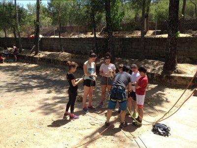 LyO Gestión y Ocio, S.L. Campamentos Multiaventura