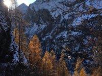 Los más bonitos paisajes para recorrer con raquetas de nieve