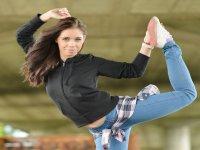 aprendiendo nueva coreografia