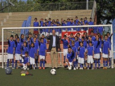 Campús de fútbol Vicente del Bosque 5 semanas