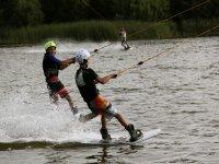 Nueva modalidad de esqui acuatico