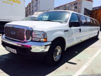1-Hour Limousine Rental in Barcelona