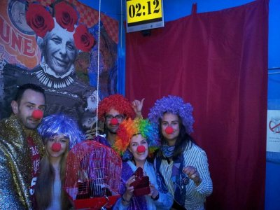 Escape Room in Madrid Terror Circus