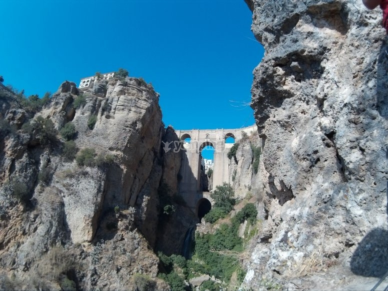 Views of Tajo de Ronda