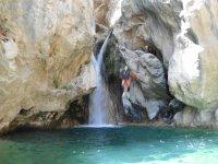 Saltos al agua