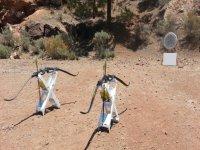 Preparacion para tiro con arco