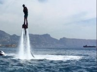 You will have fun like never before with the flyboard