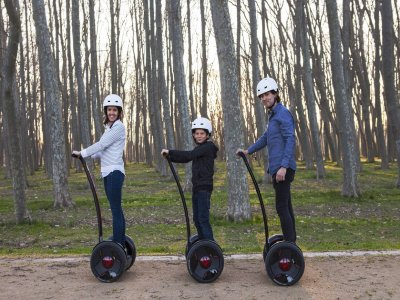 45min Segway Tour for Children in Girona