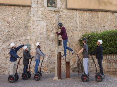 Giro in segway attraverso i bambini speciali di Girona 90 min