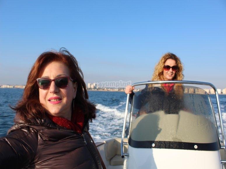 Experiencia marítima en Torrevieja